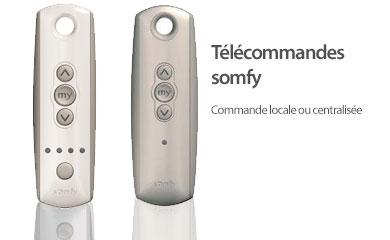 T l commandes somfy la solution domotique pour la maison - Programmation telecommande somfy telis 4 rts ...